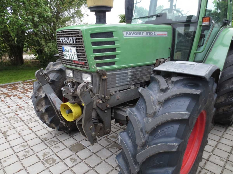 FENDT FAVORIT 500